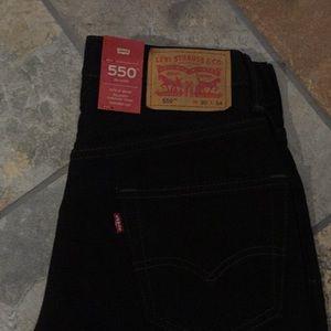 Levi's 550 30x34